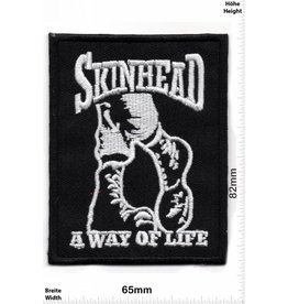 Oi Oi - Skinheads - a way of live -combat boots