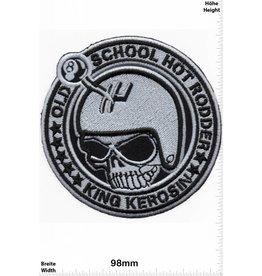 Hotrod Old School Hot Rodder - King Kerosin - Skull - Hotrod -  HQ
