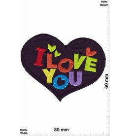 Love I love you -  Kids - Liebe
