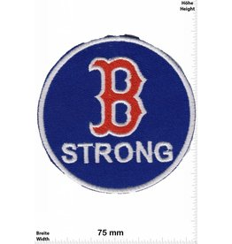 Boston Strong B Strong - Boston Strong  - Tribute to Injurot Marathon Runners