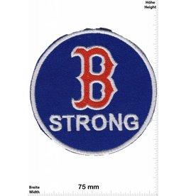 Boston Strong B Strong - Boston Strong  - Tribute to Injurot Marathon Runners