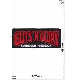 Guts n Glory Guts n Glory - Hannover Punkrock