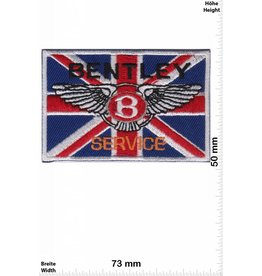 Bentley Bentley Service UK - England - Union Jack