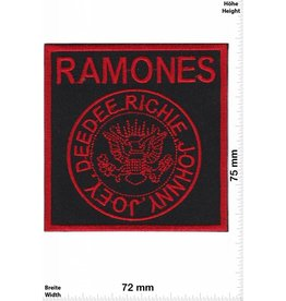 Ramones Ramones - rot