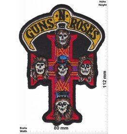 Guns n Roses Guns n Roses - black - HQ