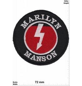 Marilyn Manson Marilyn Manson - round
