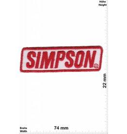 Simpson SIMPSON  Helmet
