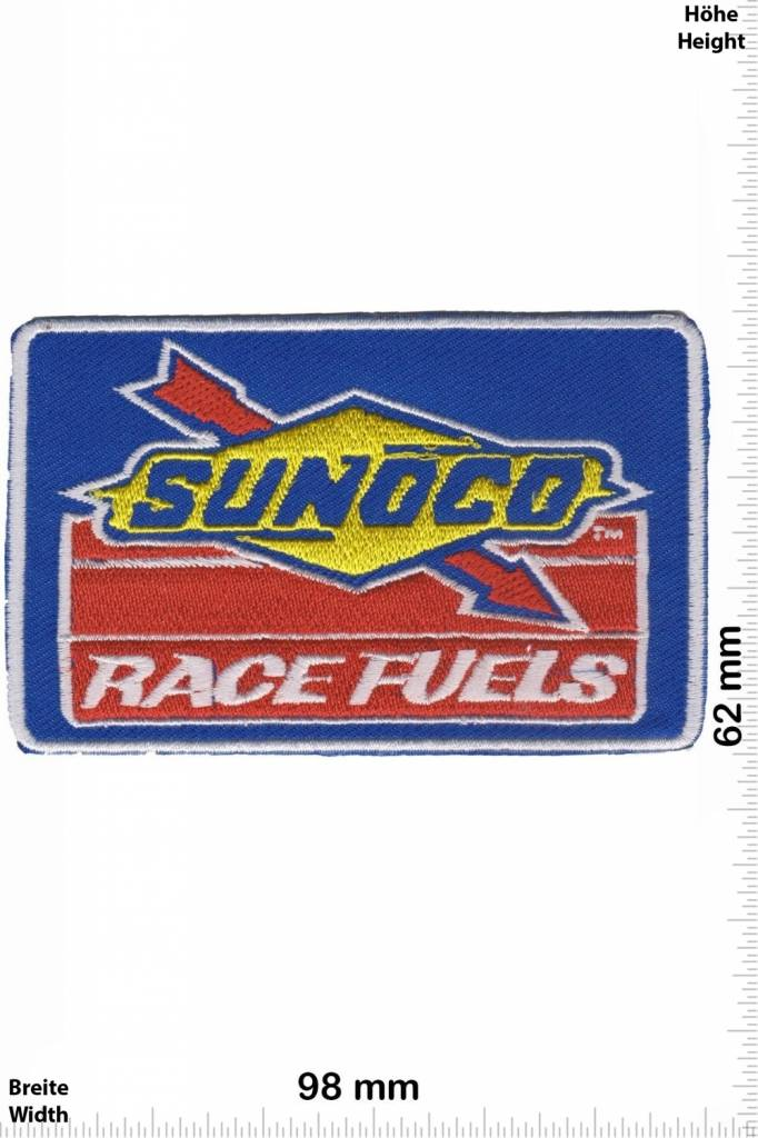 SUNOCO - Patch - Back Patches