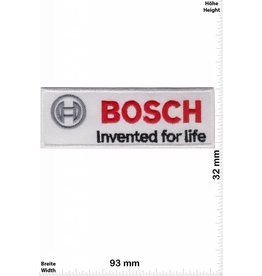 Bosch Bosch - Invented for life