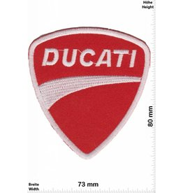Ducati Ducati - red