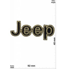 Jeep JEEP - gold - HQ