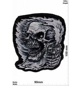 Totekopf  Skull - Totenkopf - Gun - BikerHQ Motorcycle