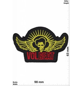 Volbeat Vol Beat - VOLBEAT - Fly