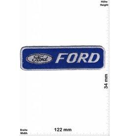 Ford Ford - silber blau- big
