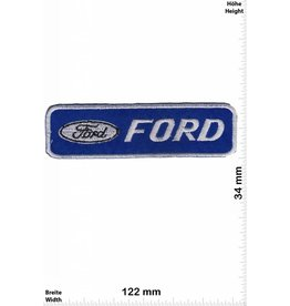 Ford Ford - silver blue - big