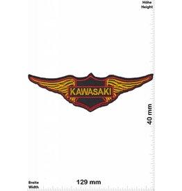 Kawasaki Kawasaki -  fly - red - rot