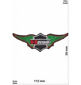 Kawasaki Kawasaki -  fly - green