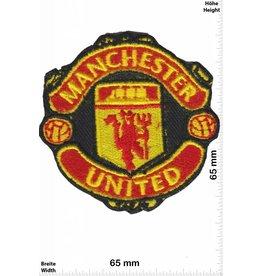 Manchester United  Manchester United - black -red - Man United - Red Devils - Soccer UK England - Soccer Football - Soccer