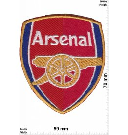 Arsenal Arsenal Football Club - klein - Uk Soccer - HQ Fußball