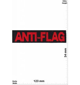 Anti-Flag  Anti-Flag - rot  - Politpunk-Band