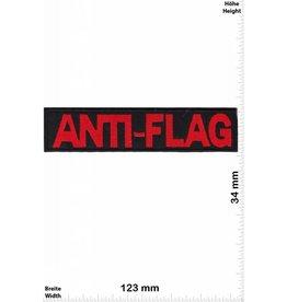 Anti-Flag  Anti-Flag - rot  - Politpunk-Band
