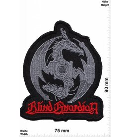 Blind Guardian Blind Guardian  - silber - rot