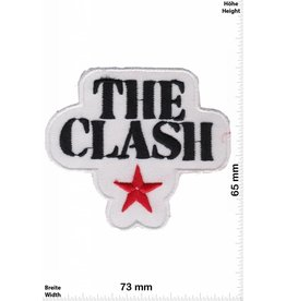 The Clash The Clash - weiss - Punk Band