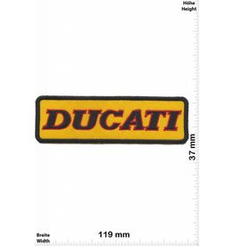 Ducati DUCATI - yellow - black