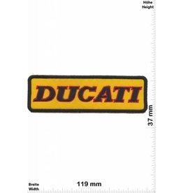 Ducati DUCATI - yellow - black