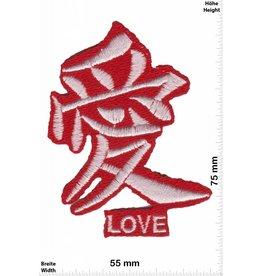 Love LOVE - love japanese Font