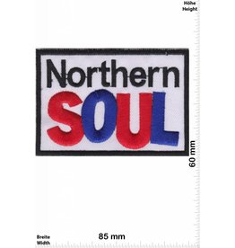 Northerm Soul Northerm SOUL -  rot blau