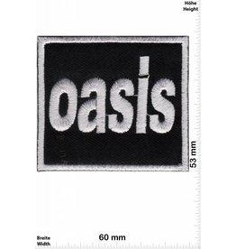 Oasis oasis - klein  - silber schwarz