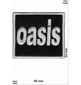 Oasis oasis - small  - silver black