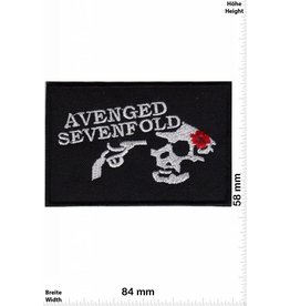 Avenged Sevenfold Avenged Sevenfold - A7X - Metal-Band