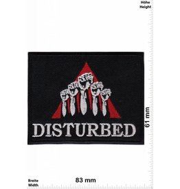 Disturbed Disturbed - US Metal-Band -  Fist