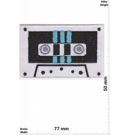 DJ Music Tape - blue