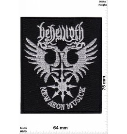 Behemoth New Aeon Musick - Behemoth