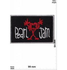 Pearl Jam Pearl Jam - silver red