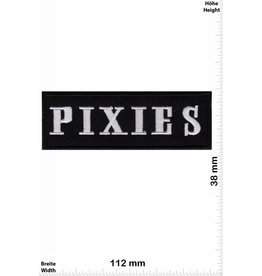 PIXIES PIXIES - silber - Independent-Band -Music