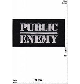 Public Enemy  Public Enemy - silver - Hip-Hop -Music