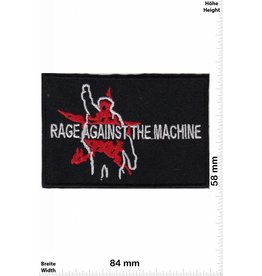 Rage against the machine Rage Against the Machine - rot star  -Music