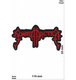 Sonata Arctica Sonata Arctica - rot - Power-Metal-Band