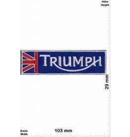 Triumph Triumph UK - England- blue - small - Classic