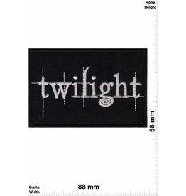 Twilight Twilight - silver black