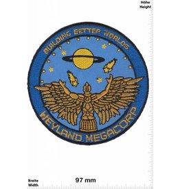 Weyland Megacorp Weyland Megacorp - Building better Worlds  - round - HQ