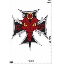 Teufel Devil - Teufel - Kreuz - 1369 - 12