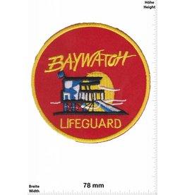Baywatch  Baywatch - Lifeguard - round