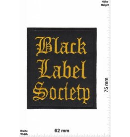 Black Label Society Black Label Society - gold  - BLS