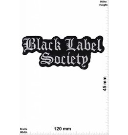 Black Label Society Black Label Society - silver  - BLS