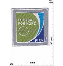 Foo Fighters Football for Hope - FIFA - Soccer Football - Fair Play - Bundesliga - Soccer
